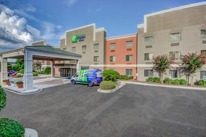 Holiday Inn Express Hotel Suites Airport Greenville