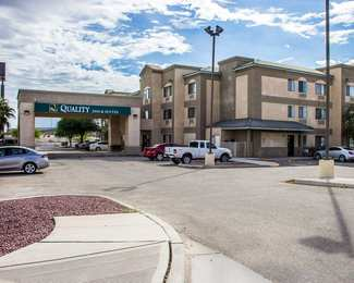 Quality Inn & Suites Yuma