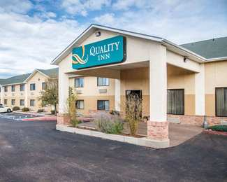 Quality Inn Airport Colorado Springs