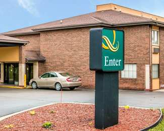 Quality Inn & Suites Airport Flint