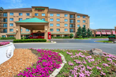 Courtyard by Marriott Hotel Midway Bedford Park