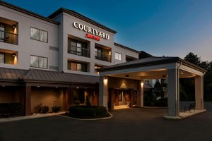 Courtyard by Marriott Hotel Asheville