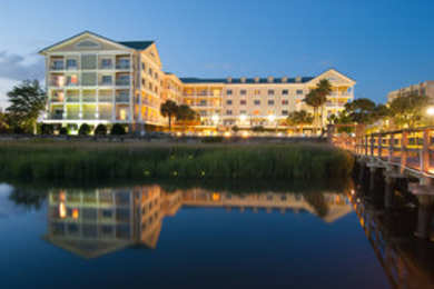 Courtyard by Marriott Hotel Waterfront Charleston