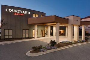 Courtyard by Marriott Hotel Charlotte Airport
