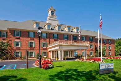 Courtyard by Marriott Hotel Tinton Falls