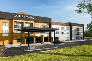 Courtyard by Marriott Hotel Paducah