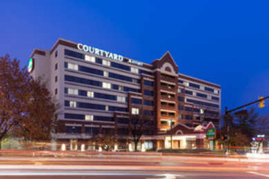Courtyard by Marriott Hotel Alexandria