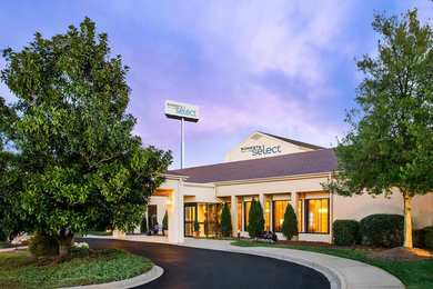 Courtyard by Marriott Hotel Spartanburg