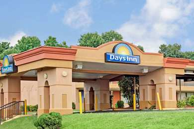 Days Inn near Duke University Durham