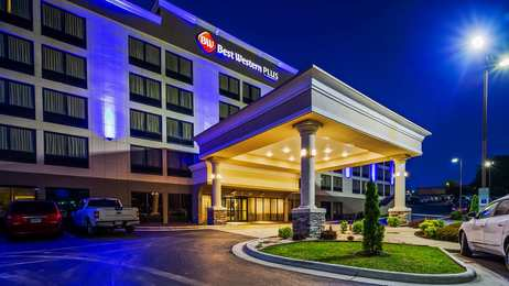 Best Western Plus Hanes Mall Hotel