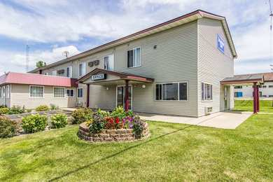 Americas Best Value Inn Fergus Falls