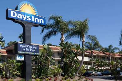 Days Inn Hotel Circle South San Diego