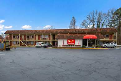 Econo Lodge Parkway Williamsburg