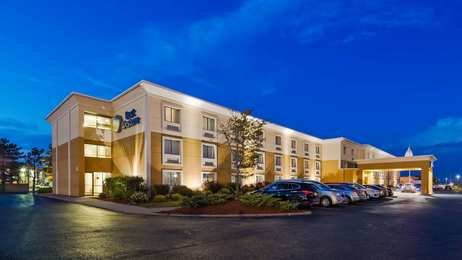 Best Western Marketplace Inn Rochester