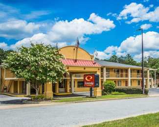 Econo Lodge Fort Benning Columbus
