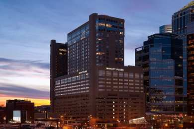 Hyatt Place Hotel Downtown Minneapolis