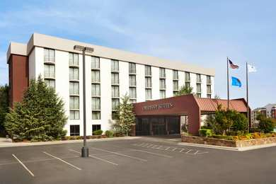Embassy Suites Will Rogers Airport Oklahoma City