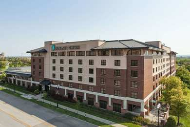 Embassy Suites Downtown Old Market Omaha