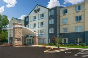 Fairfield Inn & Suites by Marriott I-240 Memphis