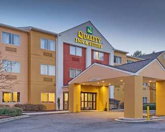 Quality Inn & Suites Birmingham