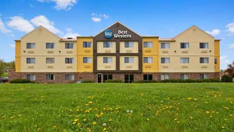 Best Western Pearl City Inn Muscatine