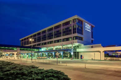 Four Points by Sheraton Hotel Huntsville Airport