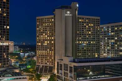 Hilton Atlanta & Towers Hotel