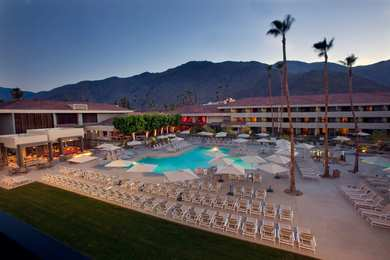 Hilton Resort Palm Springs
