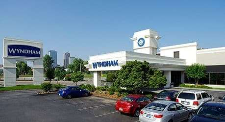 Wyndham Riverfront Hotel North Little Rock