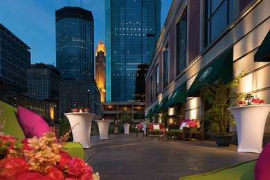 Hilton Hotel Downtown Minneapolis