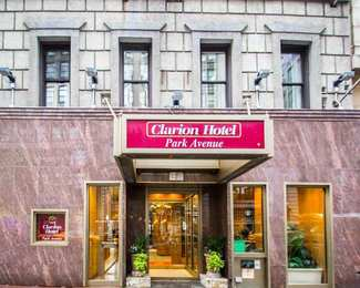 Clarion Hotel Park Avenue New York City