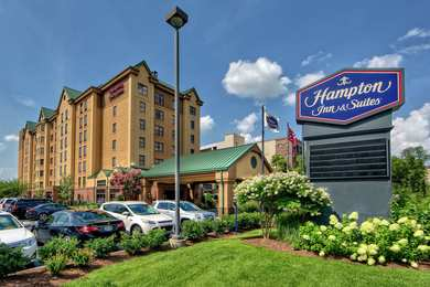 Hampton Inn & Suites Vanderbilt University Nashville