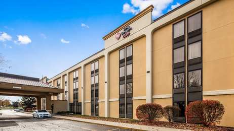 Best Western Plus South Dayton Inn