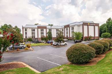 Wingate by Wyndham Hotel Greenville