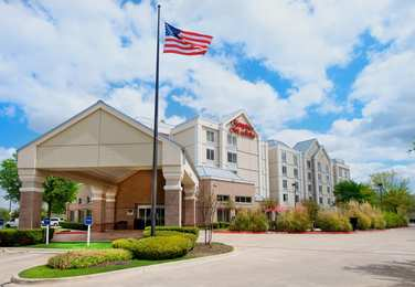 Hampton Inn & Suites North Airport Fort Worth