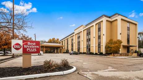Best Western Plus Dayton Northwest Hotel Englewood