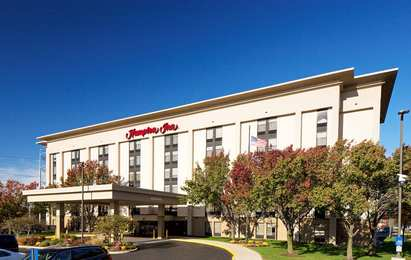 Hampton Inn Airport Philadelphia