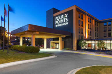 Four Points by Sheraton Hotel Richfield