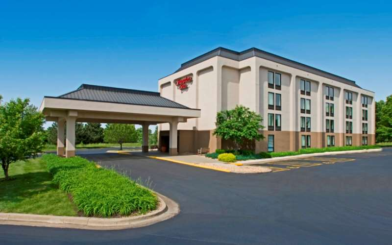 Hampton Inn Airport Kansas City