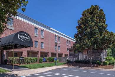 Hampton Inn Historic Area Lexington