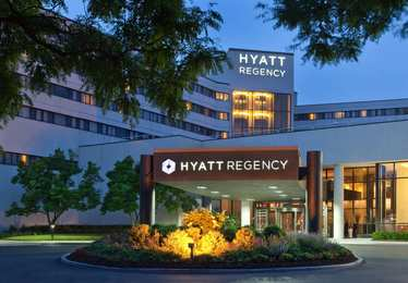 Hyatt Regency Hotel New Brunswick
