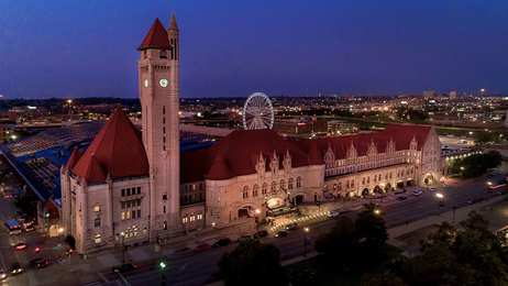 Union Station Hotel St Louis