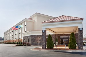 Holiday Inn Express Wendover Greensboro