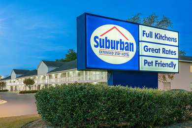 Suburban Extended Stay Hotel Wilmington