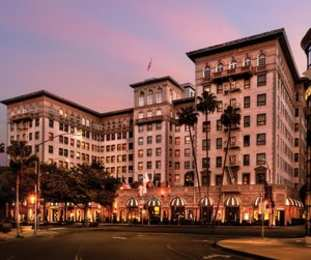 Beverly Wilshire Beverly Hills Four Seasons Hotel
