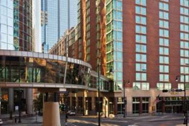 Marriott Hotel Downtown Kansas City