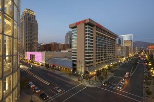 Marriott Hotel Downtown Salt Lake City