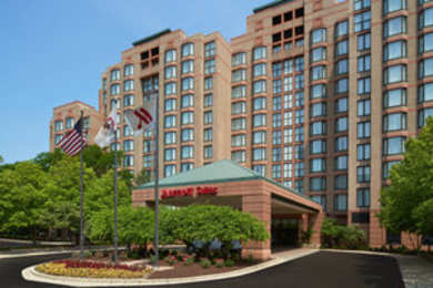 Marriott Suites Chicago O'Hare Airport Rosemont