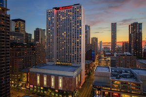 Marriott Hotel Magnificent Mile Chicago