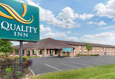 Quality Inn Washington Court House Jeffersonville